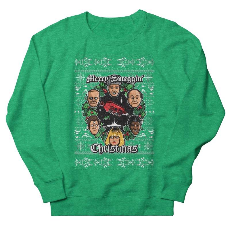 Merry Smeggin' Christmas Women's Sweatshirt by Stationjack Geek Apparel