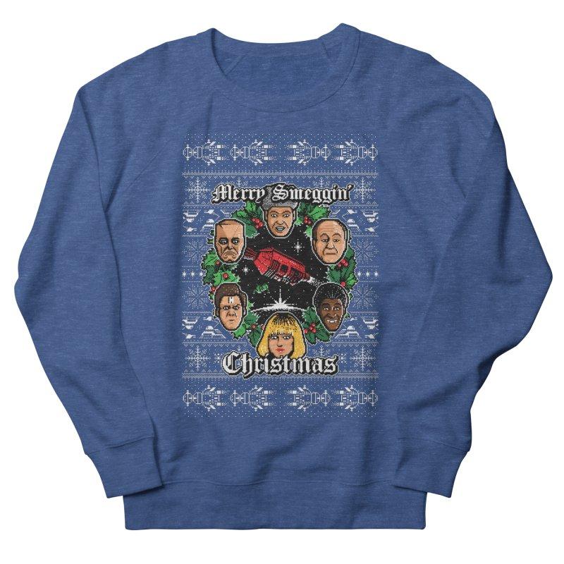 Merry Smeggin' Christmas Men's Sweatshirt by Stationjack Geek Apparel