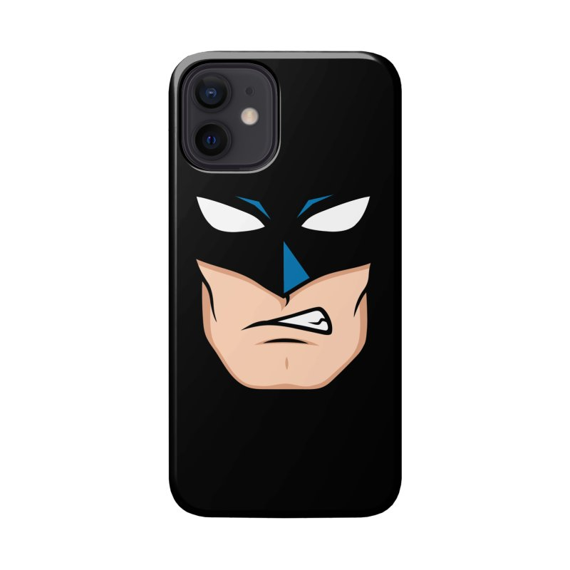 Holy Batmask! Accessories Phone Case by Stationjack
