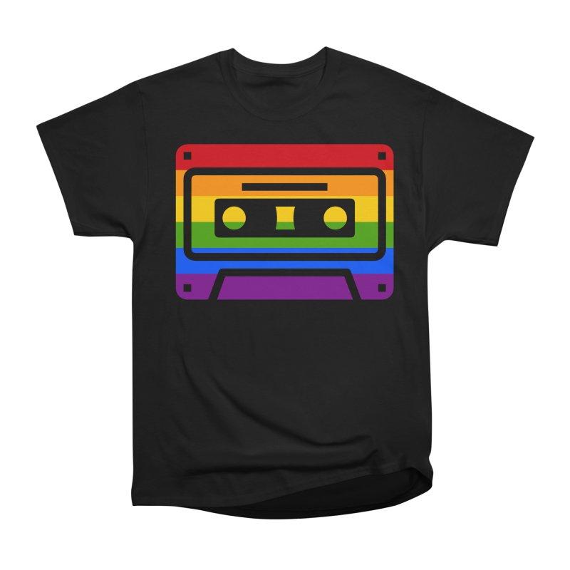 Eighties Pride Men's T-Shirt by Stationjack