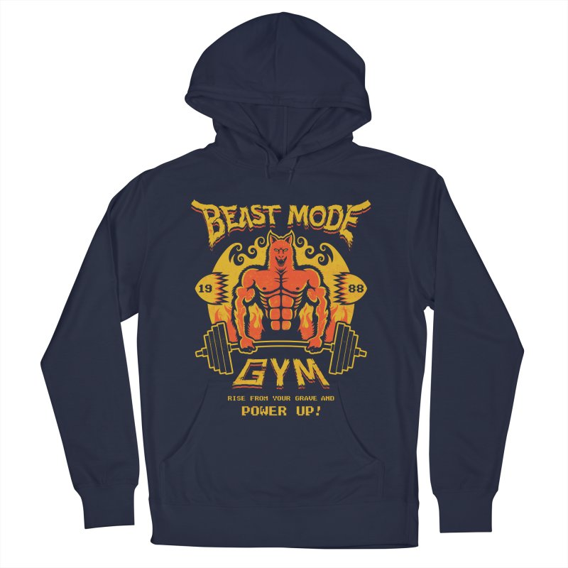 Beast Mode Gym   by Stationjack Geek Apparel