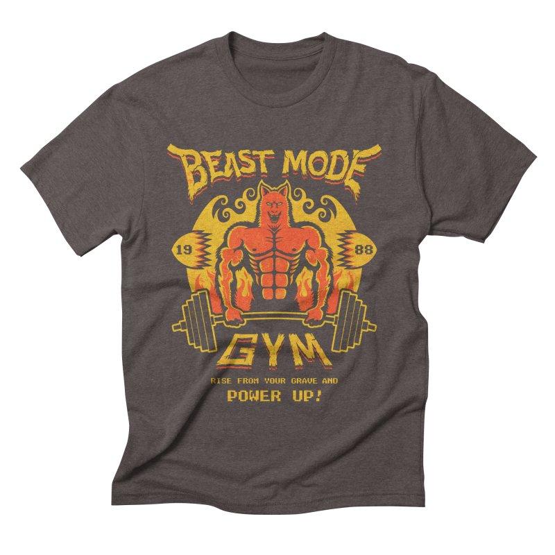 Beast Mode Gym   by Stationjack Geek Apparel
