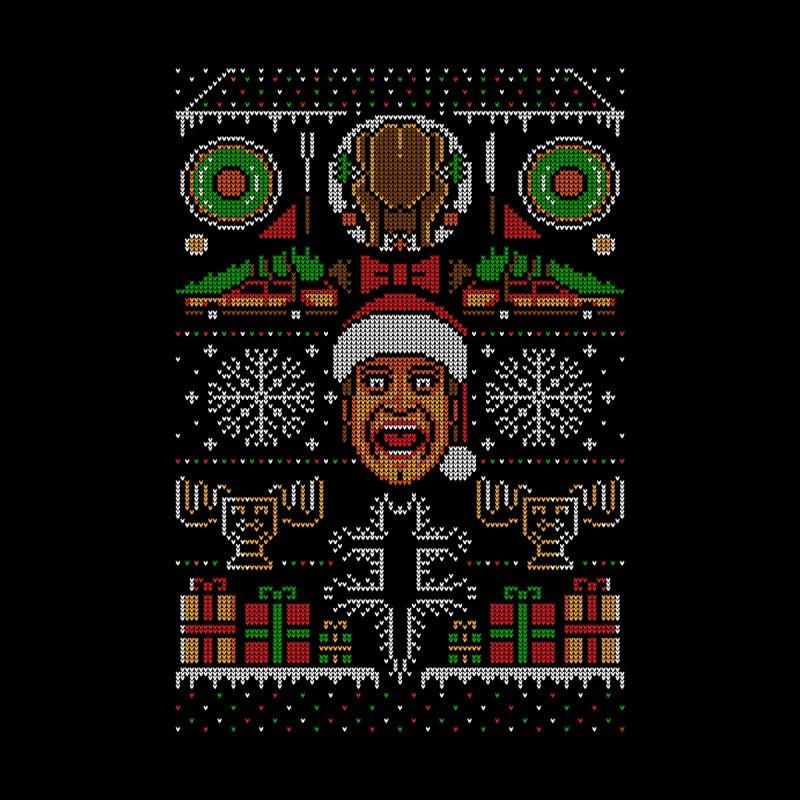Hap Hap Happiest Christmas by Stationjack Geek Apparel