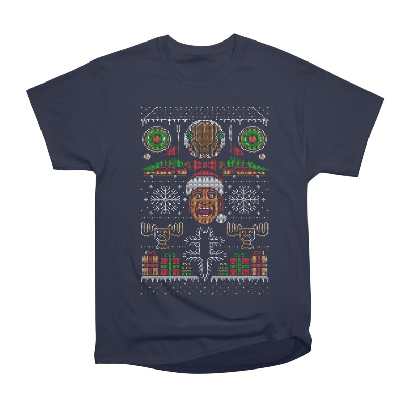Hap Hap Happiest Christmas Men's Classic T-Shirt by Stationjack Geek Apparel