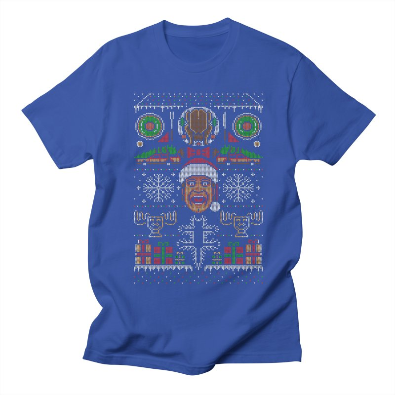 Hap Hap Happiest Christmas Women's Unisex T-Shirt by Stationjack Geek Apparel