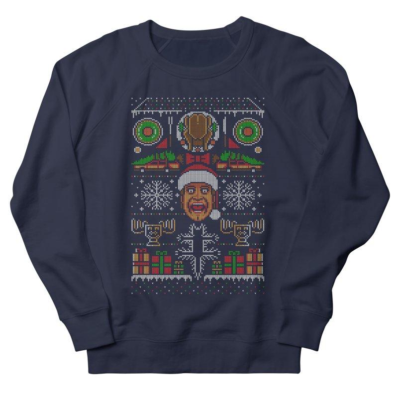 Hap Hap Happiest Christmas Women's Sweatshirt by Stationjack Geek Apparel