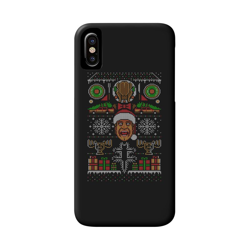 Hap Hap Happiest Christmas Accessories Phone Case by Stationjack Geek Apparel