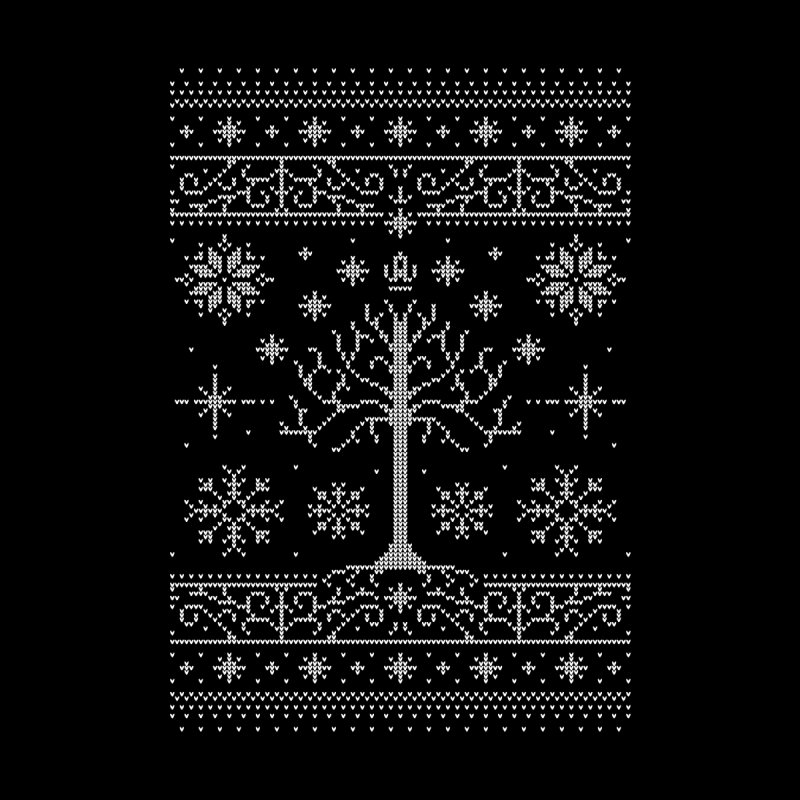 Minas Christmas by Stationjack Geek Apparel