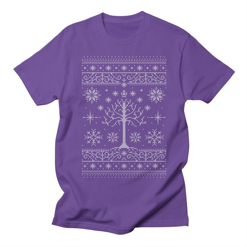 Minas Christmas Men's T-Shirt by Stationjack Geek Apparel
