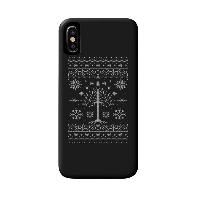 Minas Christmas Accessories Phone Case by Stationjack Geek Apparel