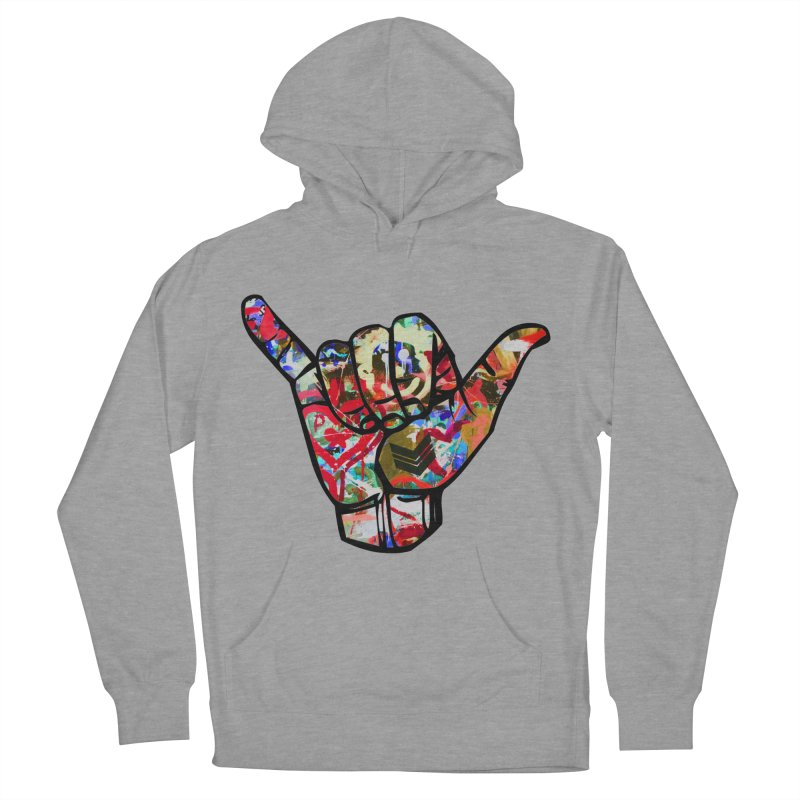 SHAKA Women's Pullover Hoody by Civil Wear Clothing
