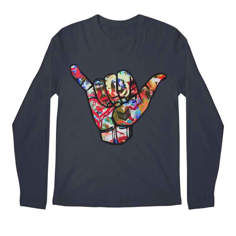 SHAKA Men's Longsleeve T-Shirt by Civil Wear Clothing