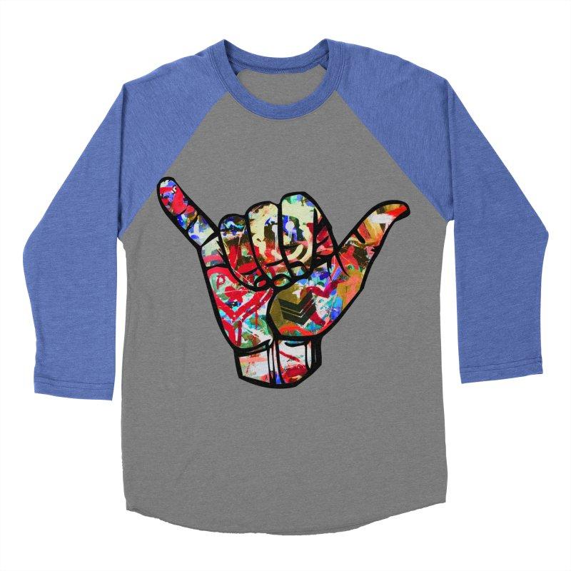 SHAKA Women's Baseball Triblend T-Shirt by Civil Wear Clothing