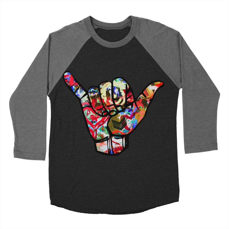 SHAKA Men's Baseball Triblend T-Shirt by Civil Wear Clothing
