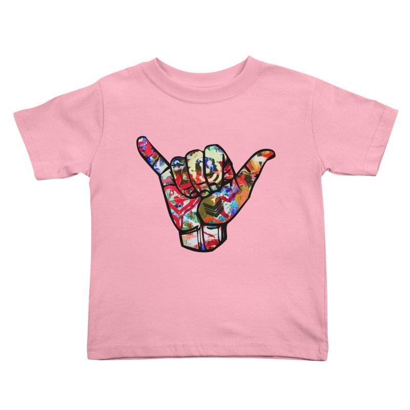 SHAKA Kids Toddler T-Shirt by Civil Wear Clothing