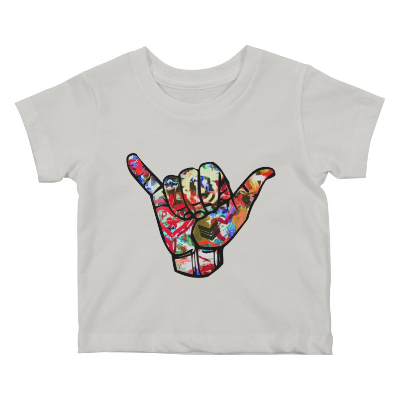 SHAKA Kids Baby T-Shirt by Civil Wear Clothing