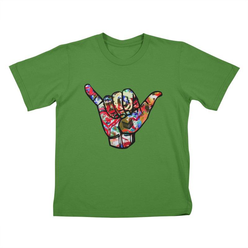 SHAKA Kids T-shirt by Civil Wear Clothing