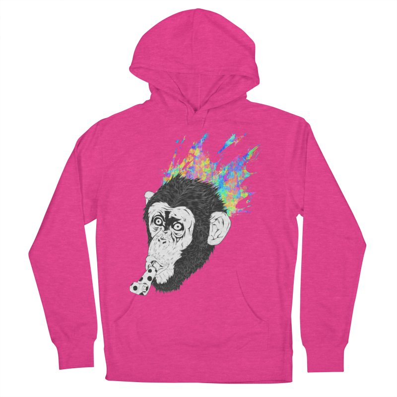 Party Animal Women's Pullover Hoody by Civil Wear Clothing