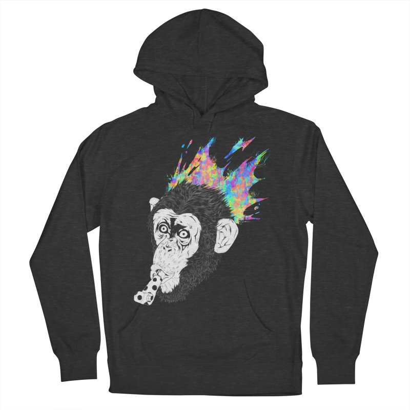 Party Animal Men's Pullover Hoody by Civil Wear Clothing