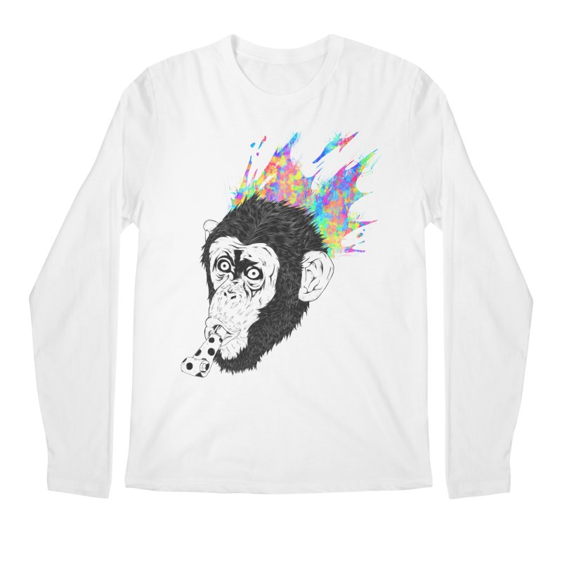Party Animal Men's Longsleeve T-Shirt by Civil Wear Clothing