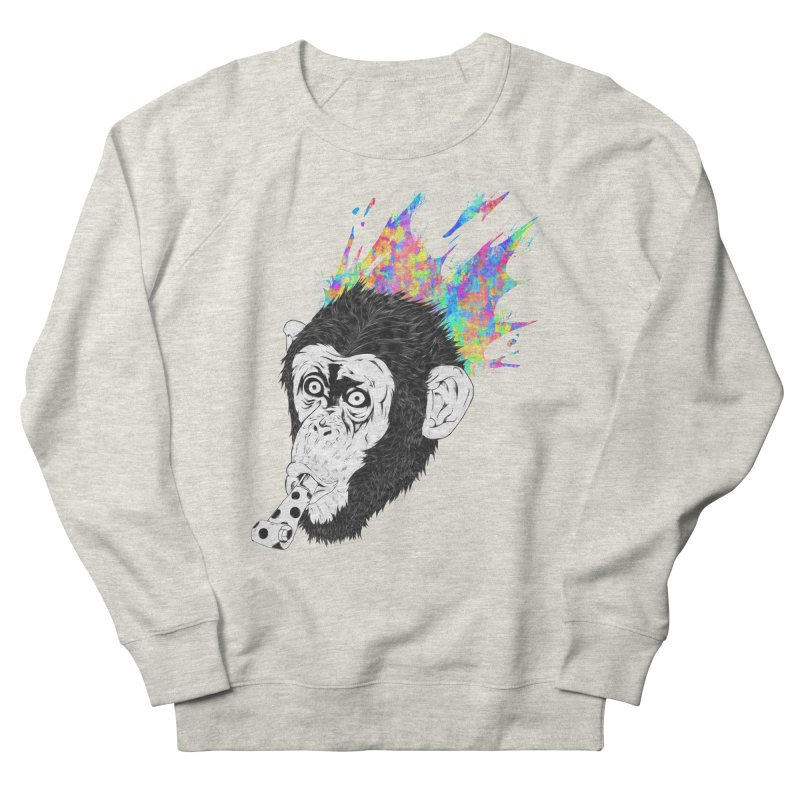 Party Animal Women's Sweatshirt by Civil Wear Clothing