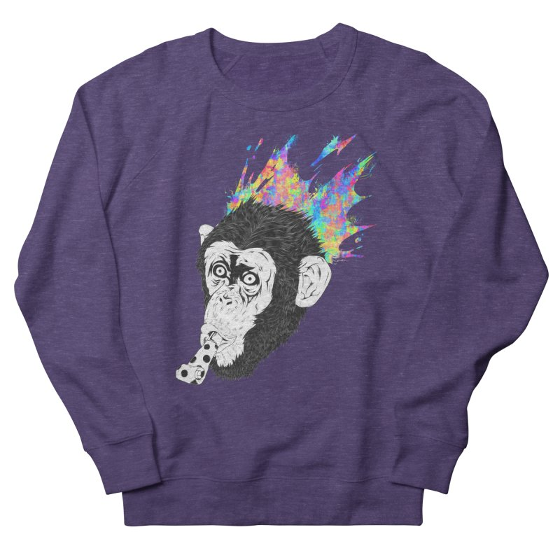 Party Animal Men's Sweatshirt by Civil Wear Clothing