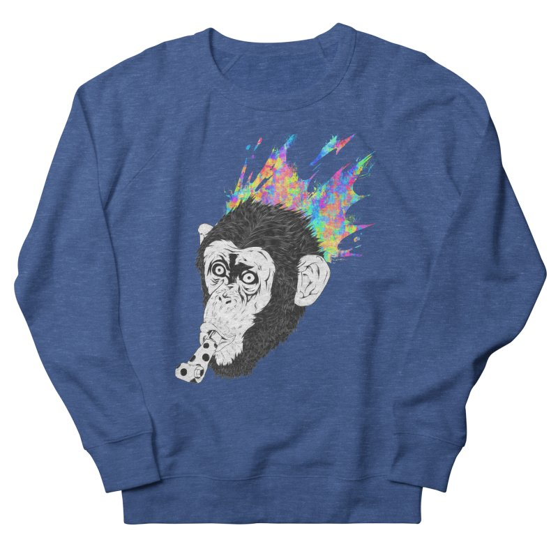 Party Animal Men's Sweatshirt by Civil Wear Clothing