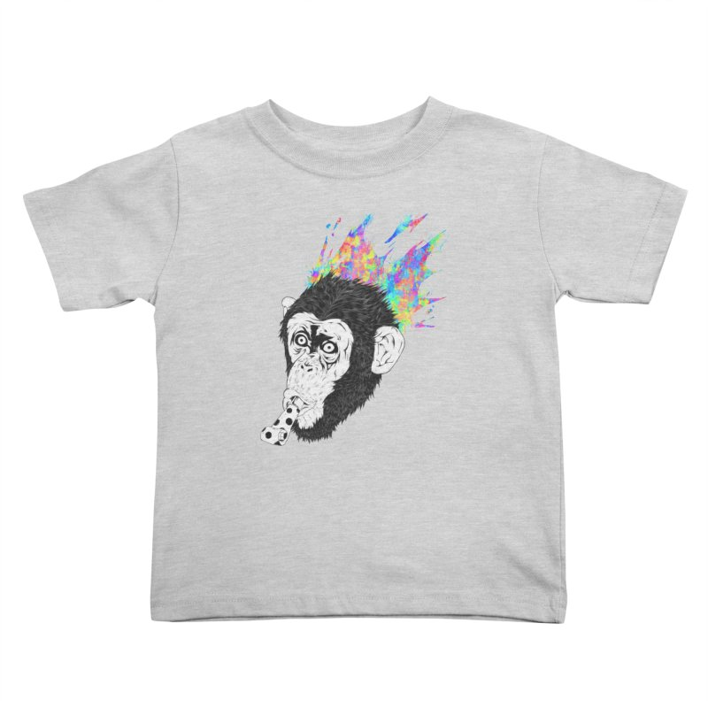 Party Animal Kids Toddler T-Shirt by Civil Wear Clothing