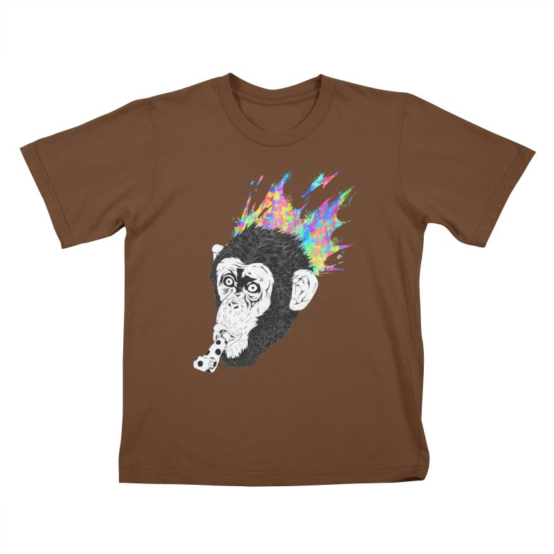 Party Animal Kids T-Shirt by Civil Wear Clothing
