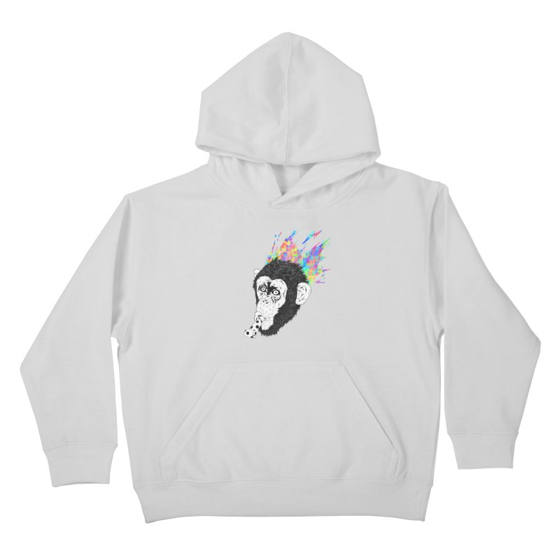 Party Animal Kids Pullover Hoody by Civil Wear Clothing