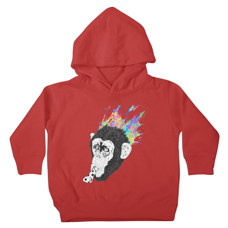 Party Animal Kids Toddler Pullover Hoody by Civil Wear Clothing