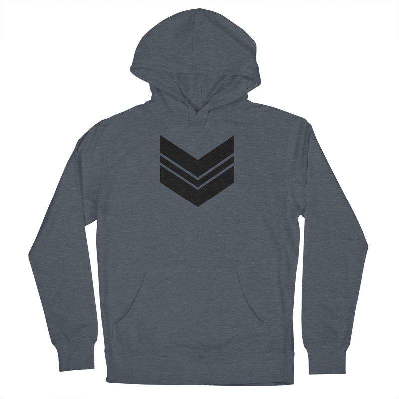 Civil Wear Logo Tee Men's Pullover Hoody by Civil Wear Clothing
