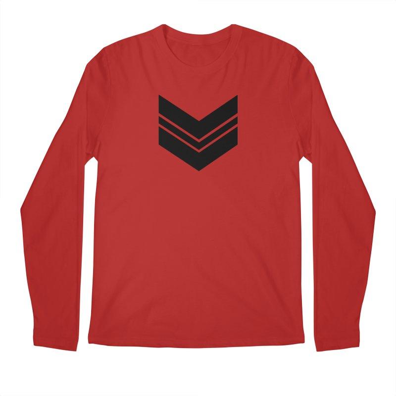 Civil Wear Logo Tee Men's Longsleeve T-Shirt by Civil Wear Clothing