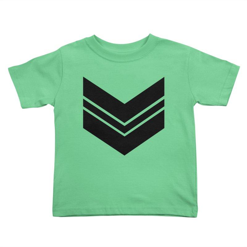 Civil Wear Logo Tee Kids Toddler T-Shirt by Civil Wear Clothing