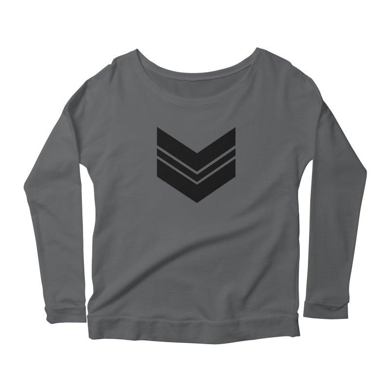 Civil Wear Logo Tee Women's Longsleeve T-Shirt by Civil Wear Clothing