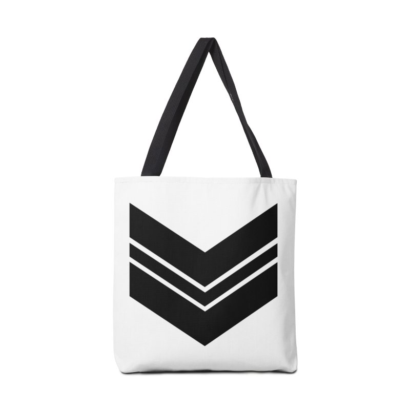 Civil Wear Logo Tee Accessories Bag by Civil Wear Clothing