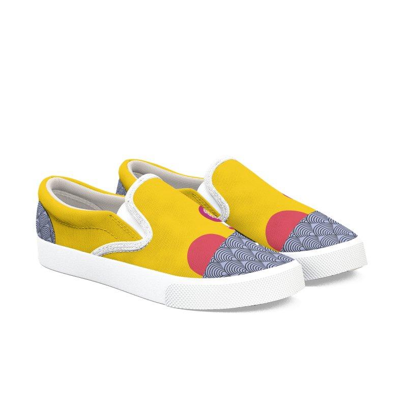 Can't Drown Men's Shoes by St Baldricks's Artist Shop
