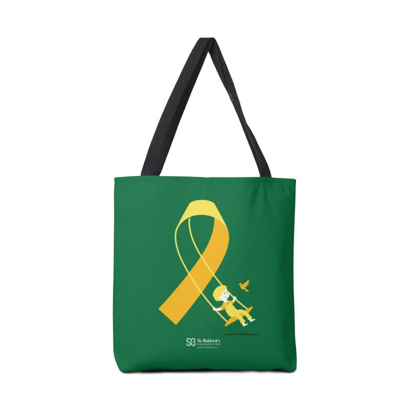 Hope & Happiness in Tote Bag by St Baldricks's Artist Shop