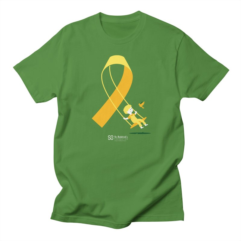 Hope & Happiness Men's Regular T-Shirt by St Baldricks's Artist Shop