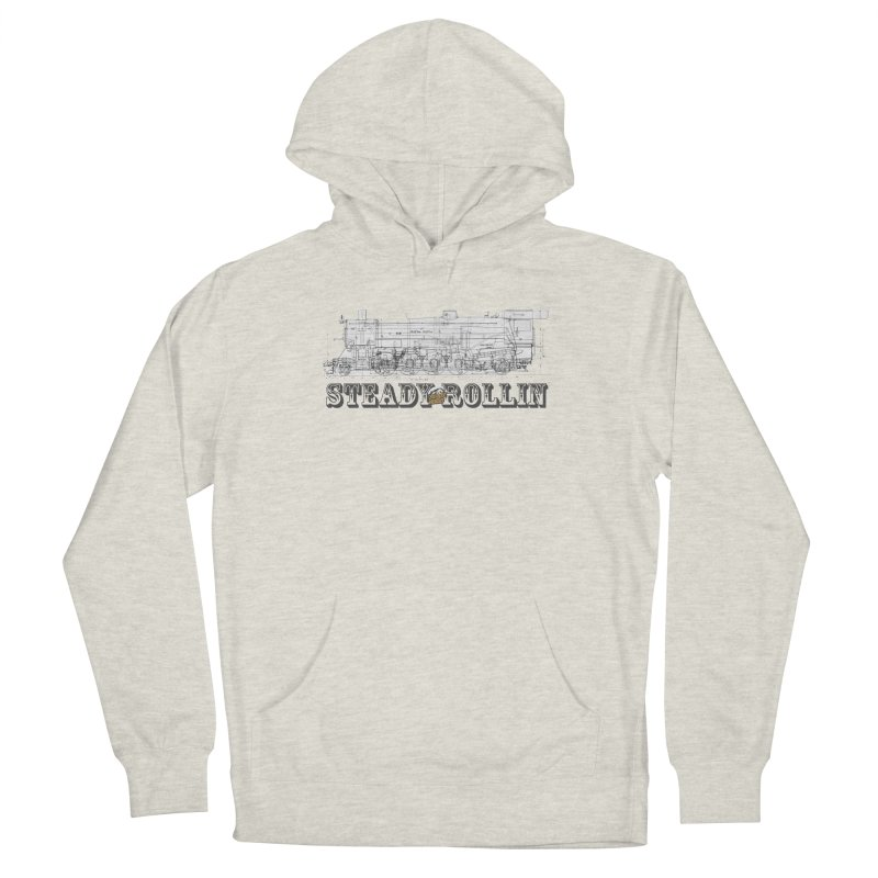 Steady Rollin - Engineers Collection Men's Pullover Hoody by Steady Rollin Merch