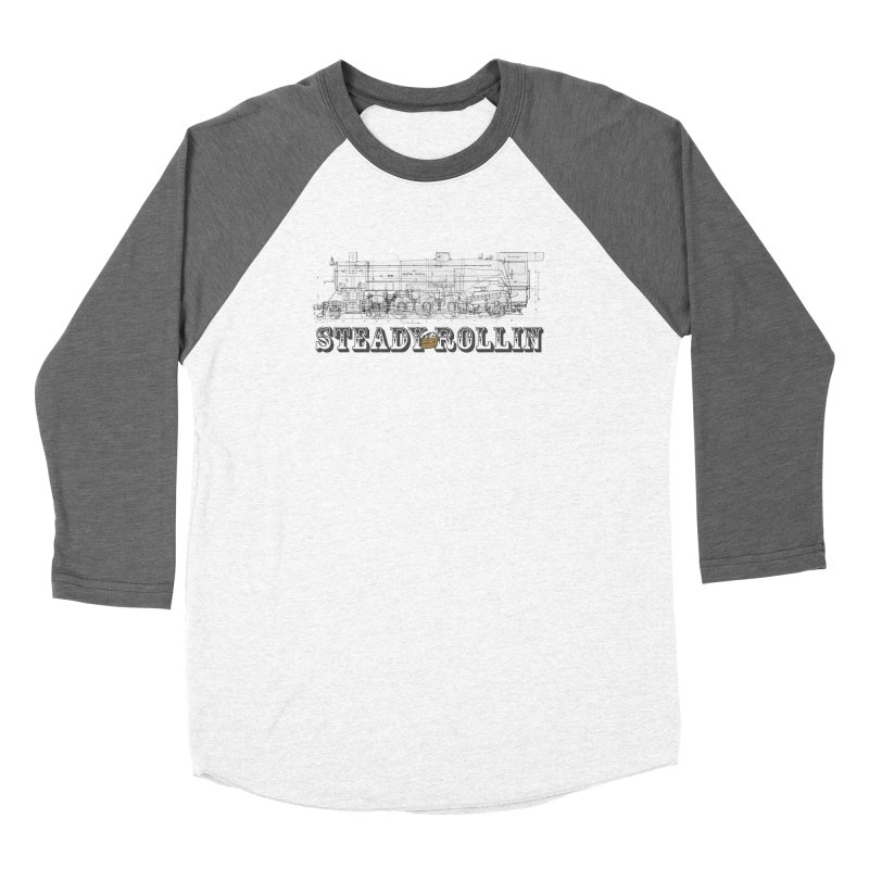 Steady Rollin - Engineers Collection Women's Longsleeve T-Shirt by Steady Rollin Merch