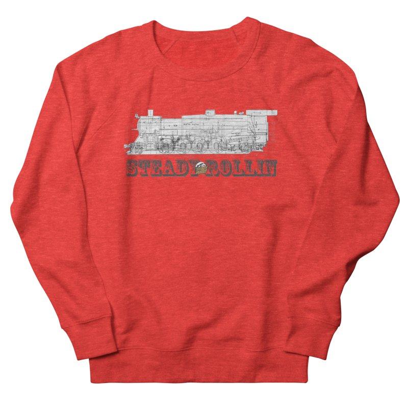 Steady Rollin - Engineers Collection Women's Sweatshirt by Steady Rollin Merch
