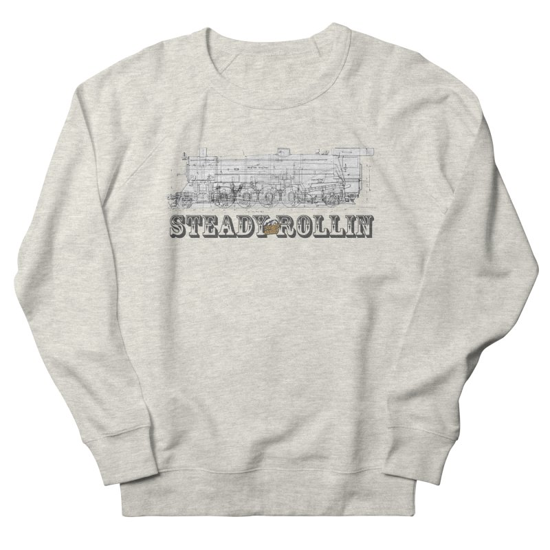 Steady Rollin - Engineers Collection Men's Sweatshirt by Steady Rollin Merch