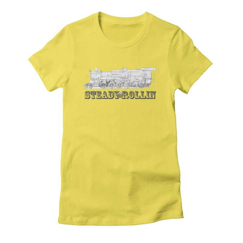 Steady Rollin - Engineers Collection Women's T-Shirt by Steady Rollin Merch