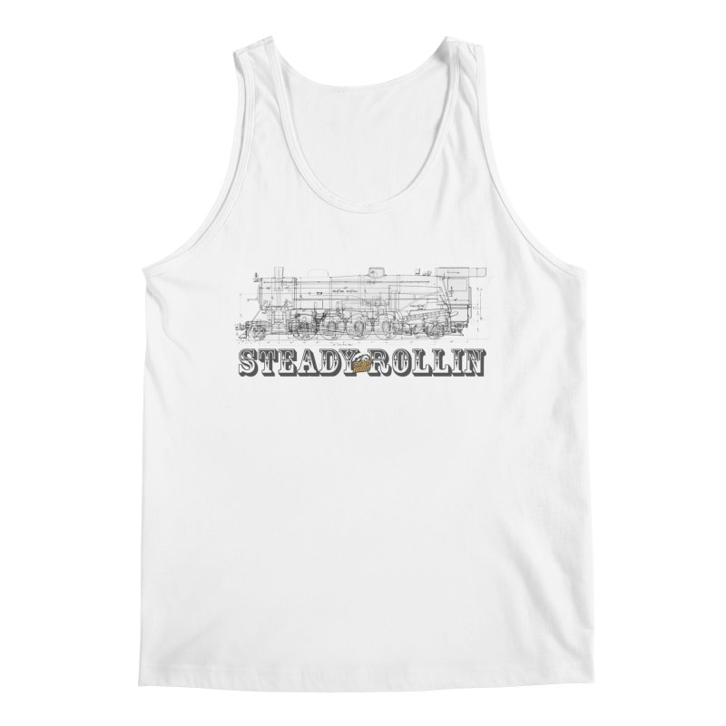 Steady Rollin - Engineers Collection Men's Tank by Steady Rollin Merch