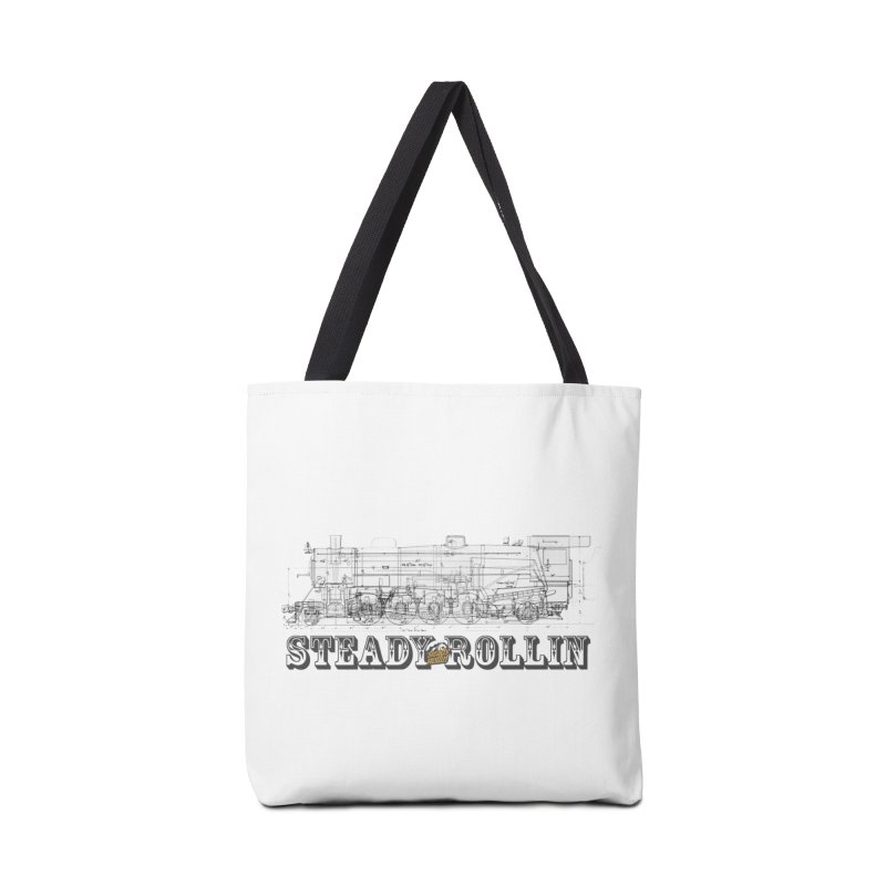 Steady Rollin - Engineers Collection Accessories Bag by Steady Rollin Merch