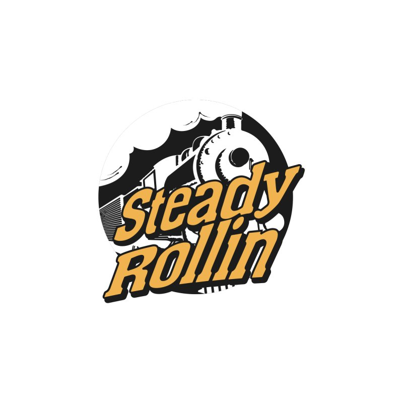 Steady Rollin - F.S.A. Collection (full steam ahead) Accessories Magnet by Steady Rollin Merch