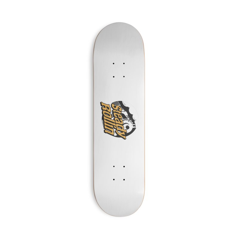 Steady Rollin - F.S.A. Collection (full steam ahead) Accessories Skateboard by Steady Rollin Merch