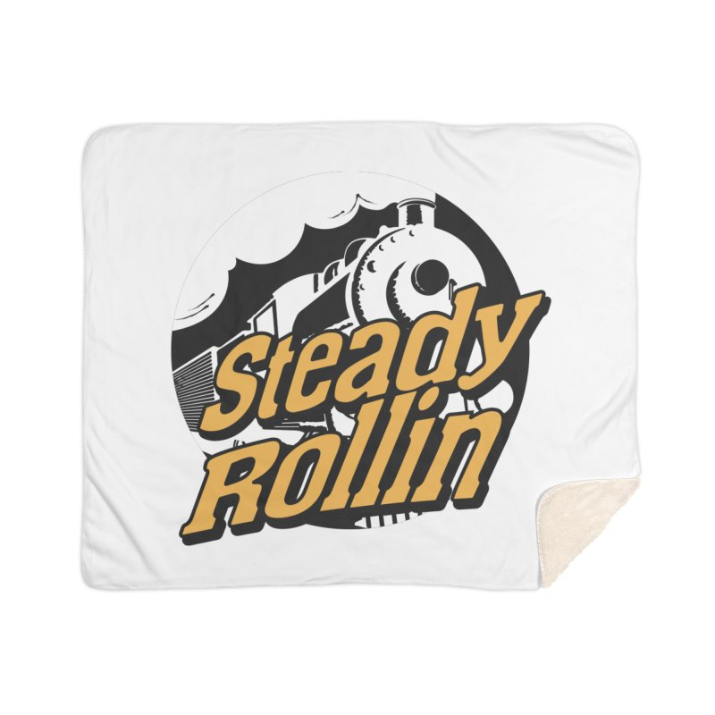 Steady Rollin - F.S.A. Collection (full steam ahead) Home Blanket by Steady Rollin Merch