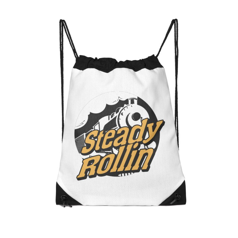 Steady Rollin - F.S.A. Collection (full steam ahead) Accessories Bag by Steady Rollin Merch